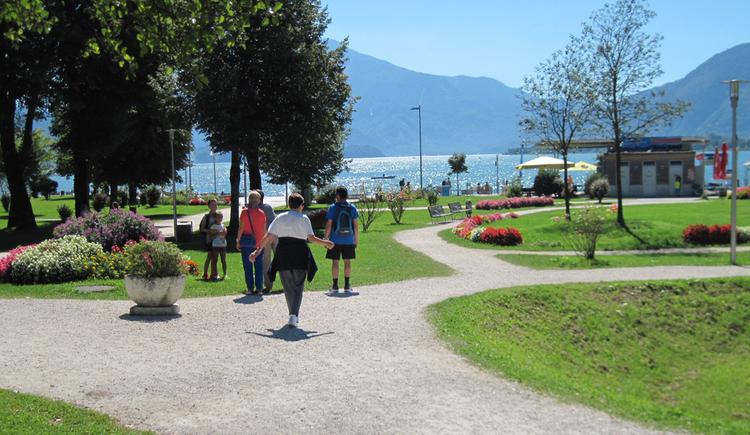 Seepromenade in Mondsee (© Gisbert Rabeder)