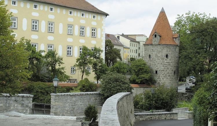 Stadtmauer Freistadt.