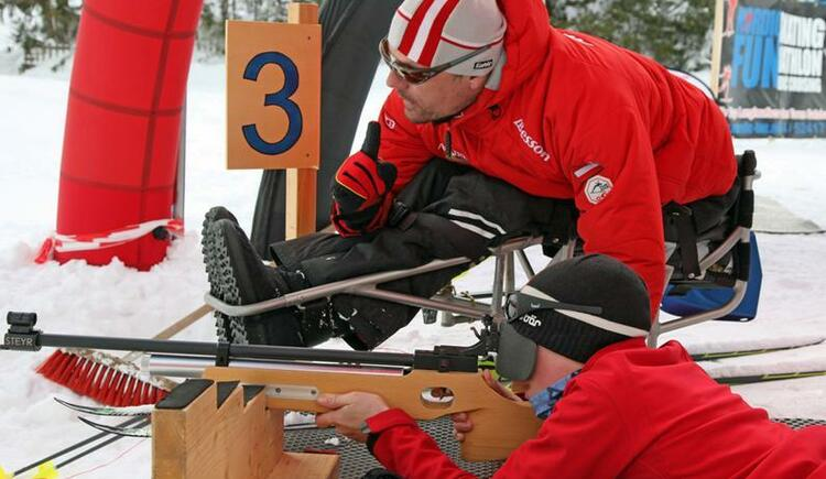 Biathlon for kids and juniors