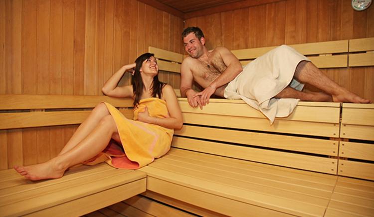 Machland Badewelt Perg, Sauna. (© Stadtmarketing PERG - Alexander Schneider)