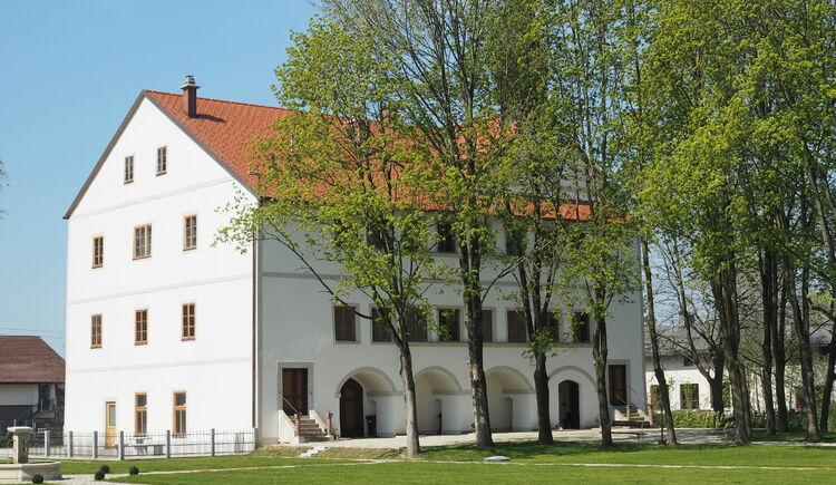 Schloss Wildenau (© Innviertel Tourismus)
