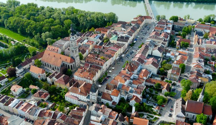 Braunau am Inn (© www.airpix.at)