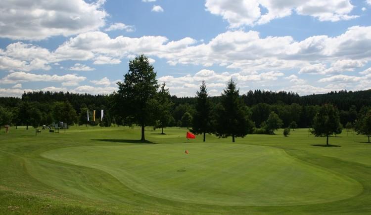 Die wunderschöne 24-Loch-Golfanlage (© Anetseder)