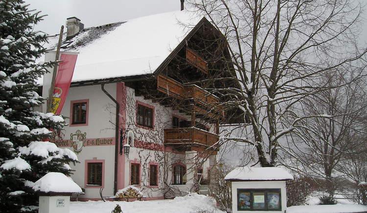 Sehotel Huber Winter