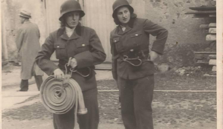 Frauenfeuerwehrgruppe, Eferding, Frauen