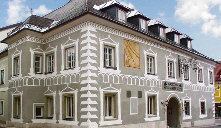 Hotel Das Rössl in Windischgarsten (© Hotel-Restaurant Das Rössl)