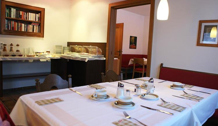 Frühstücksbuffet Hotel Garni Wallner Hinterstoder