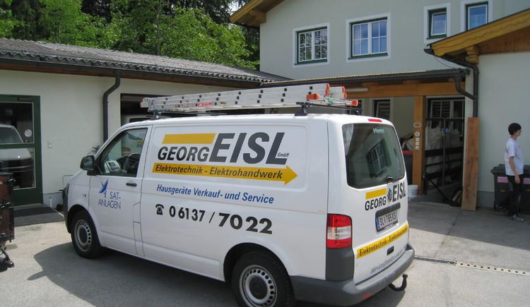 Elektro Eisl GmbH. (© Maria Eisl)