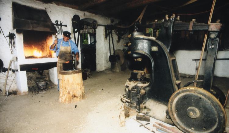 Ngaleschmiede Brandstetterhammer - Losenstein