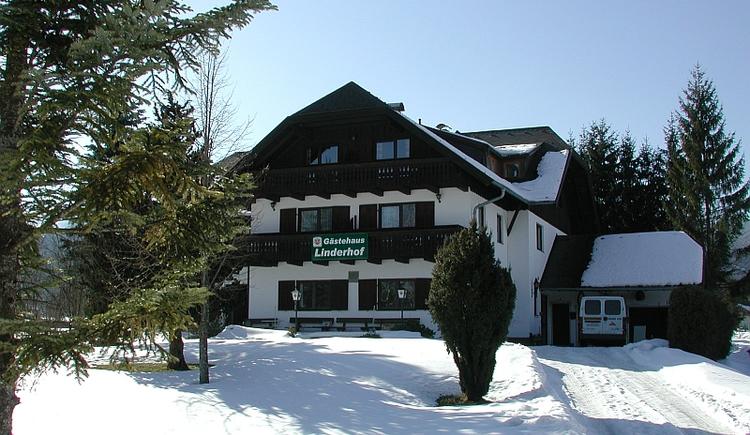 Gästehaus Linderhof am Wolfgangsee