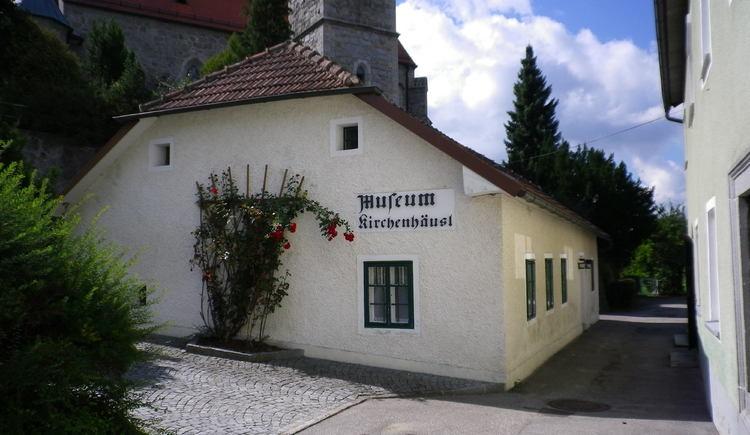 Kirchenhäusl Museum St. Oswald bei Freistadt, Pfarrkirche. (© TK St. Oswald bei Freistadt)