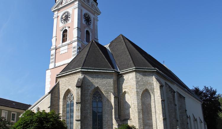 Stadtpfarrkirche Kirchdorf / Krems