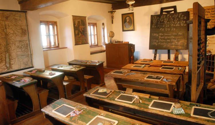 Schulmuseum (© Schulmuseum)