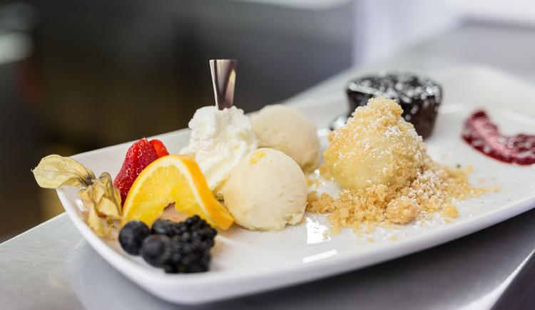 Dessertvariation (© Goldjungen)