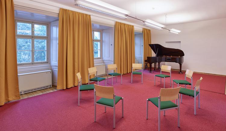 Schloss Weinberg, Seminarraum Gulda