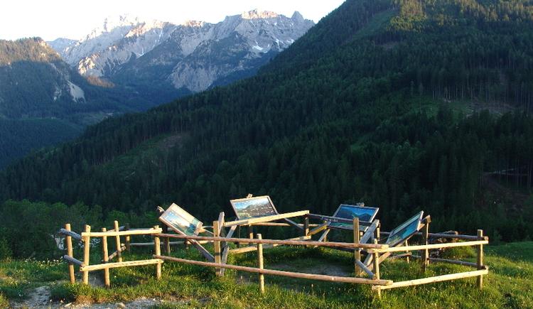 Villa Sonnwend, Wandern, Nationalpark Kalkalpen, Almenwanderung, Hotel