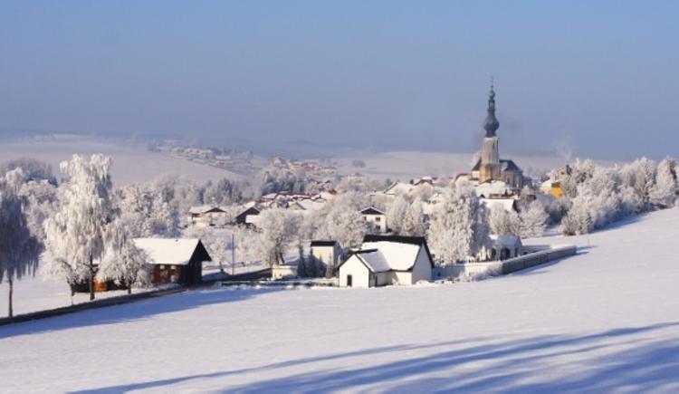 Winter Aspach (© Innviertel Tourismus/Mühlleitner)