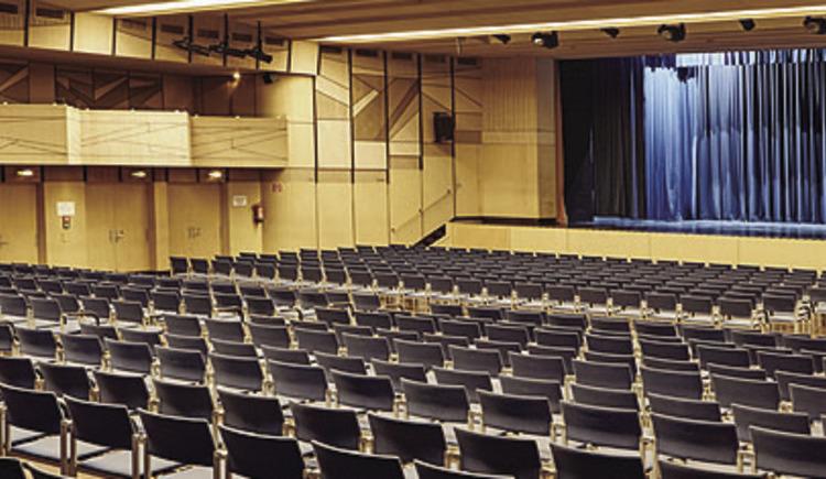 Stadtsaal Vöcklabruck (© Markus Renner)