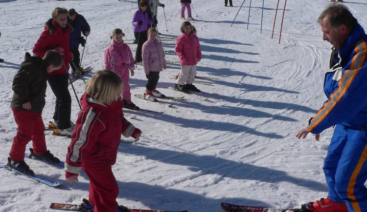 Skilift Oberaschenberg. (© TV Neustift)