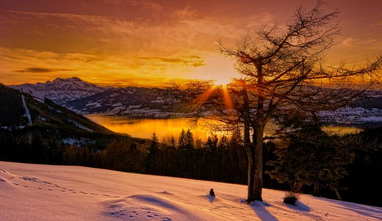 Abendlicht Hubert Bichler. (© Hubert Bichler)