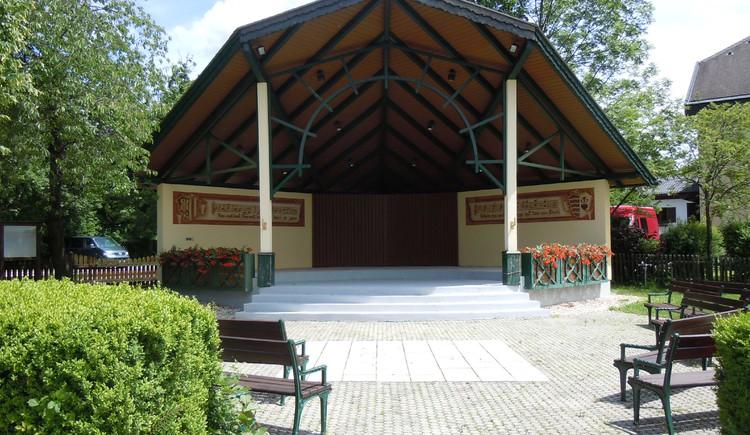 Musikpavillon (© Johanna Kiebler)