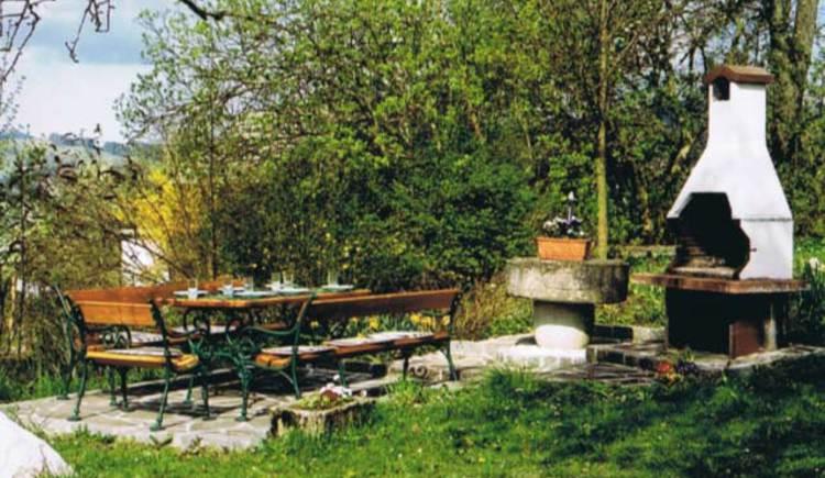 Michlmanngut Grillplatz