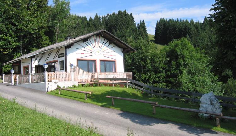 Glasner Hütte - Maria Neustift. (© Kurt Krifter)