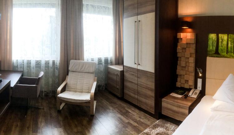 Premium Einzelzimmer (© Natur & Kurhotel)