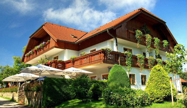 Hotel Spitzerwirt in Kogl, St. Georgen im Attergau. (© Hotel Spitzerwirt)