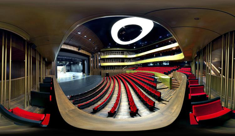 Musiktheater Linz. (© Oberösterreich Tourismus/Steininger)