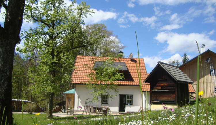 The house can accommodate 2-8 people and is very quiet in the village Untersee