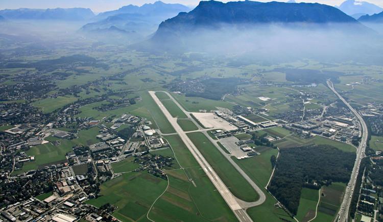 Salzburg Airport W. A. Mozart - Flughafen Salzburg (© Salzburger Flughafen GmbH)