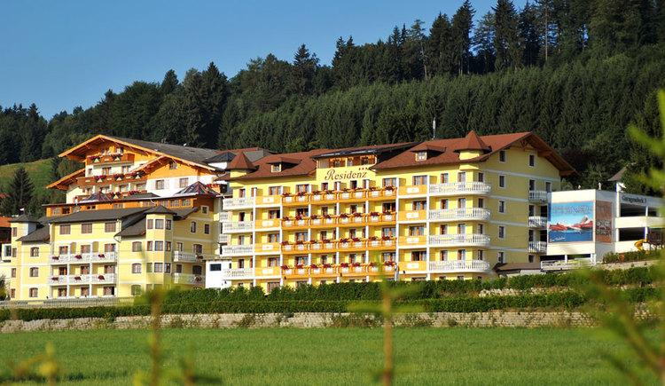 Hotel Winzer in Sankt Georgen im Attegau. (© TVB Sankt Georgen im Attergau)