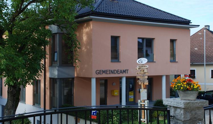 Gemeindeamt St. Johann (© Gemeinde St. Johann)