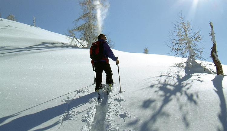 Skitouren Oberösterreich Hotel Garni Wallner