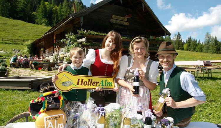 Mayerlehenhütte Holleralm