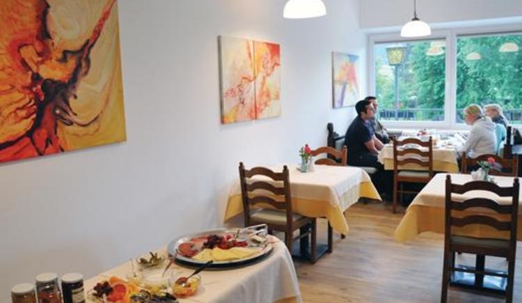 Frühstück (© Aparthotel Fürst)