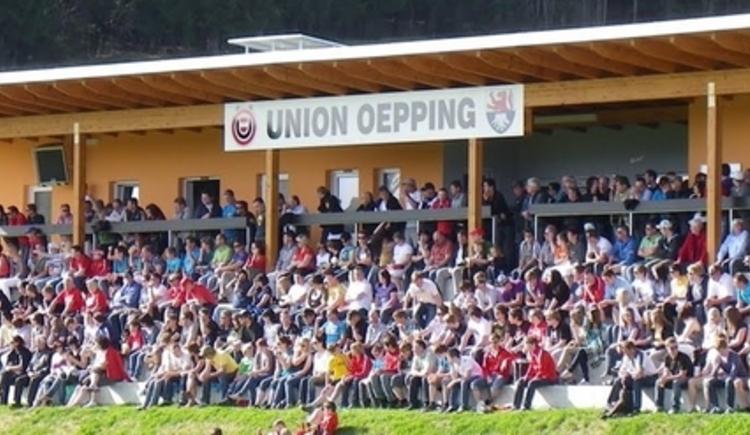 In Oepping sind immer sehr viele Fans, die unsere Mannschaft anfeuern