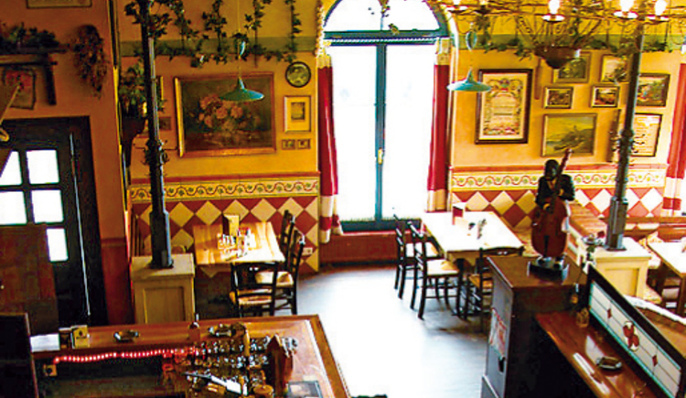 Bar-Restaurant Tartuffel. (© Zur Verfügung gestellt von Tillman Kerschbaumer)
