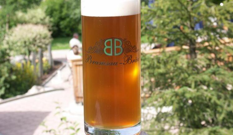 Home-brewed beer (© Bramsau Bräu Faistenau)