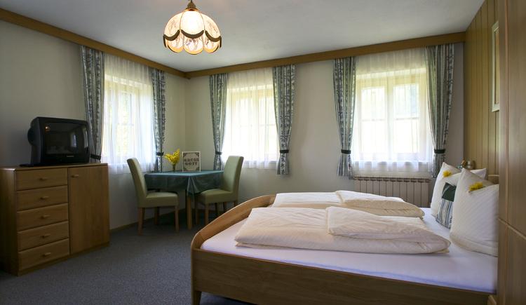 Doppelzimmer Sparberblick 1