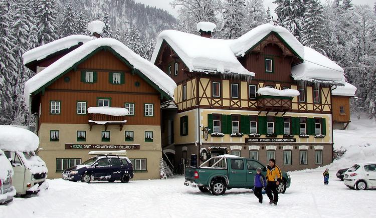 unser Jugendgästehaus (© Winterauer Reinhart)