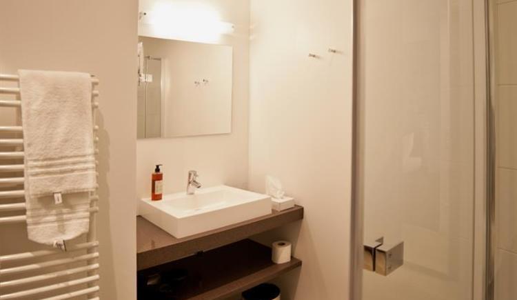 Hotel Wallern Badezimmer