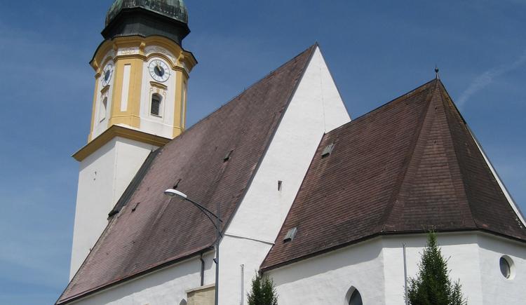 Kirche Sankt Willibald. (© Gemeinde Sankt Willibald)