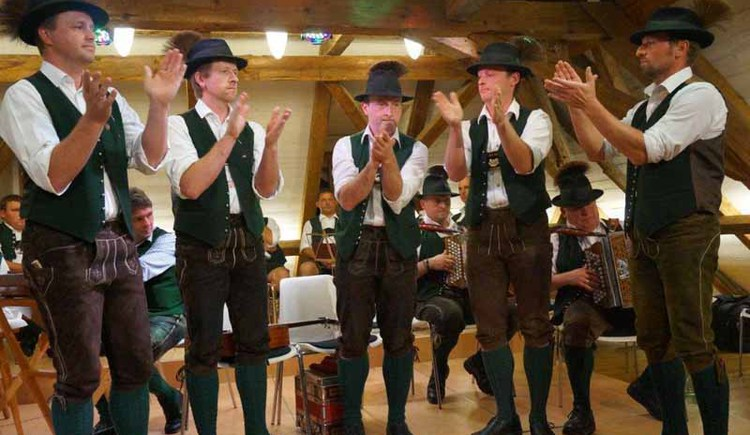 Traditional music, Mozarthaus, St. Gilgen, Wolfgangsee
