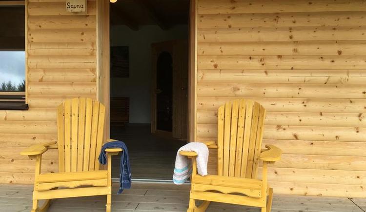 Sauna_ (© Familie Spiegl - Big-Sky-Ranch)
