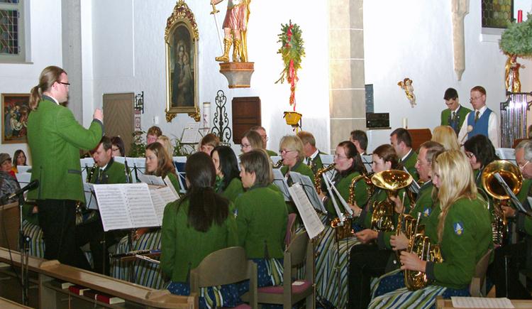 Nußdorf am Attersee. (© Musikverein Nußdorf am Attersee)