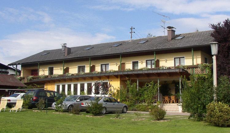 G\u00e4stehaus Regenbogen. (© Pension Regenbogen)