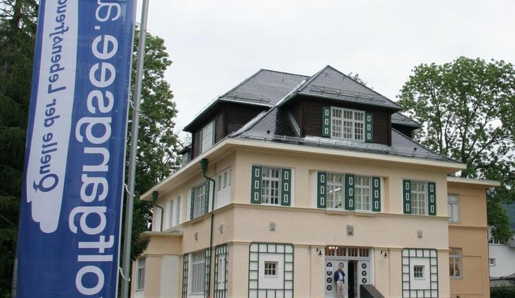 Lange Nacht der Museen in der Deutschvilla in Strobl. (© WTG)