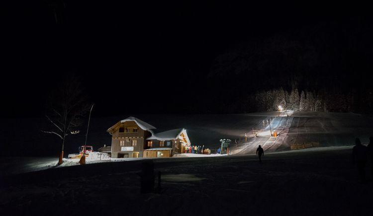 Skihütte Grafenwiese - Rodelabend (© Nico Oussoren, Grafenwiese Tauplitz)